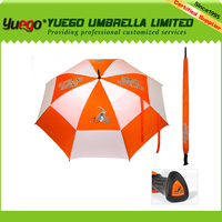 sun protective sleeves for golf car umbrella holder