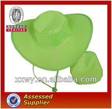 Promotion Foldable Cowboy Hat/beach Cowboy Hat