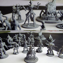 high quality board game plastic miniature