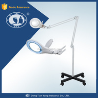 D-205L LED Magnifying Lamp(stand)