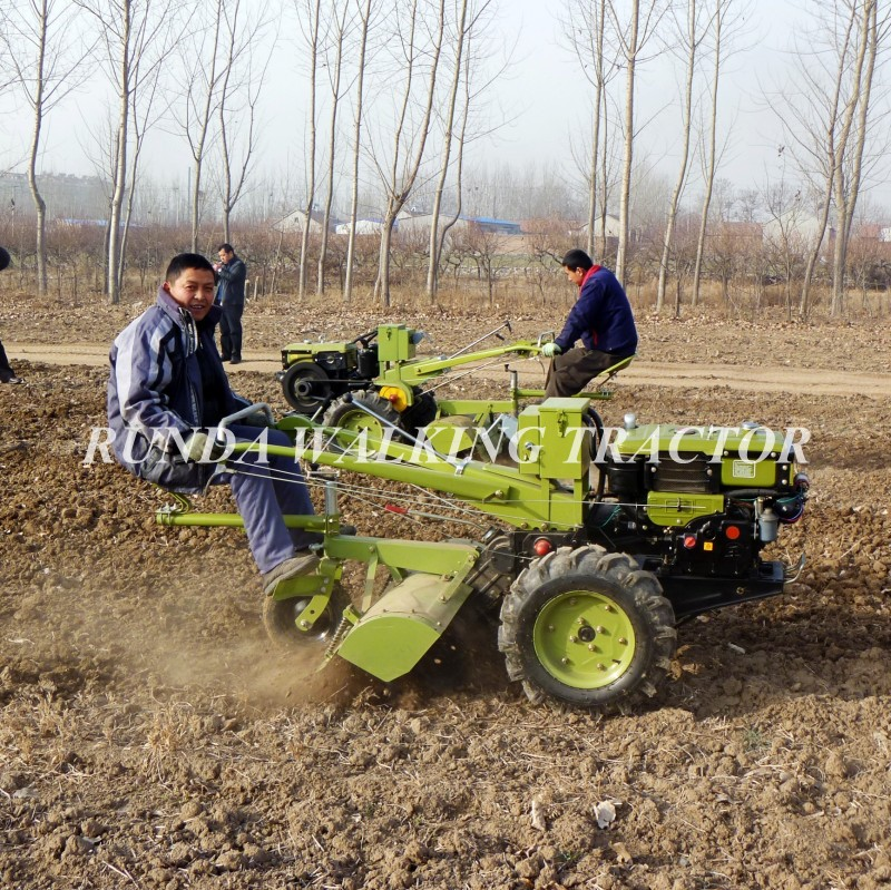 hot sale china walking tractor