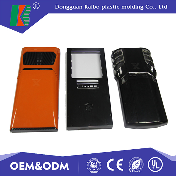 Injection molding parts ABS custom plastic enclosure for electronics