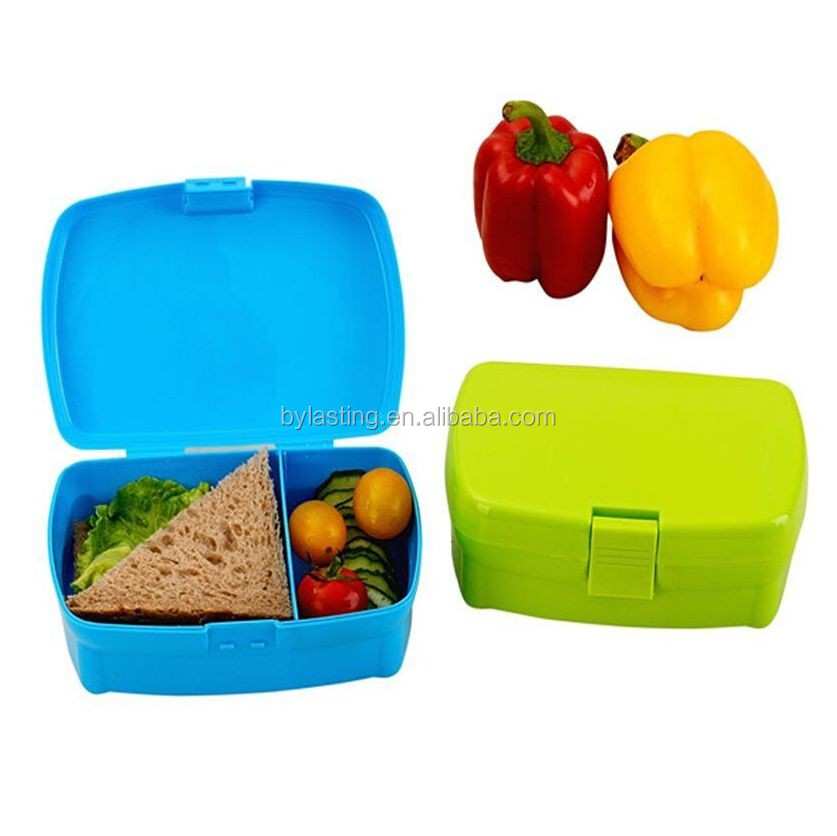 New Shape Practical Produce Wholesale Foldable Lunchbox