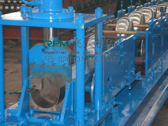 water gutter cold roll forming machine for sale in china