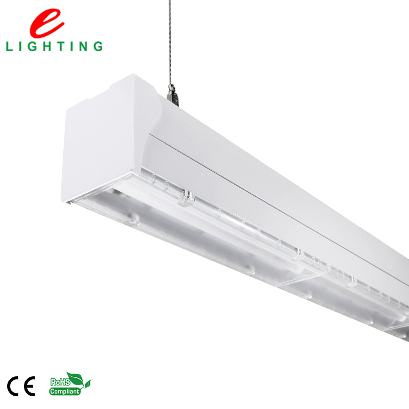 Ce Rohs Modular Lighting System 150lm/w Led Linear Trunking ...