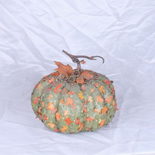 Artificial Fall Harvest Mini Pumpkins With New Design