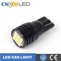 CN360 Extremely Bright 210 Lumens 3020 Chip best w5w t10 led canbus 24v