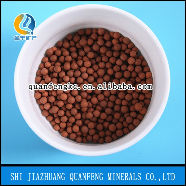 negative potential ORP mineral tourmaline alumina ceramic ball