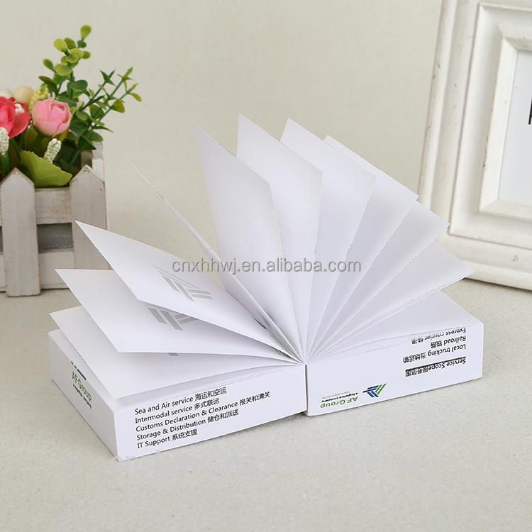 custom printed note paper