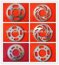 all size motorcycle motorcycle sprocket for matching chian