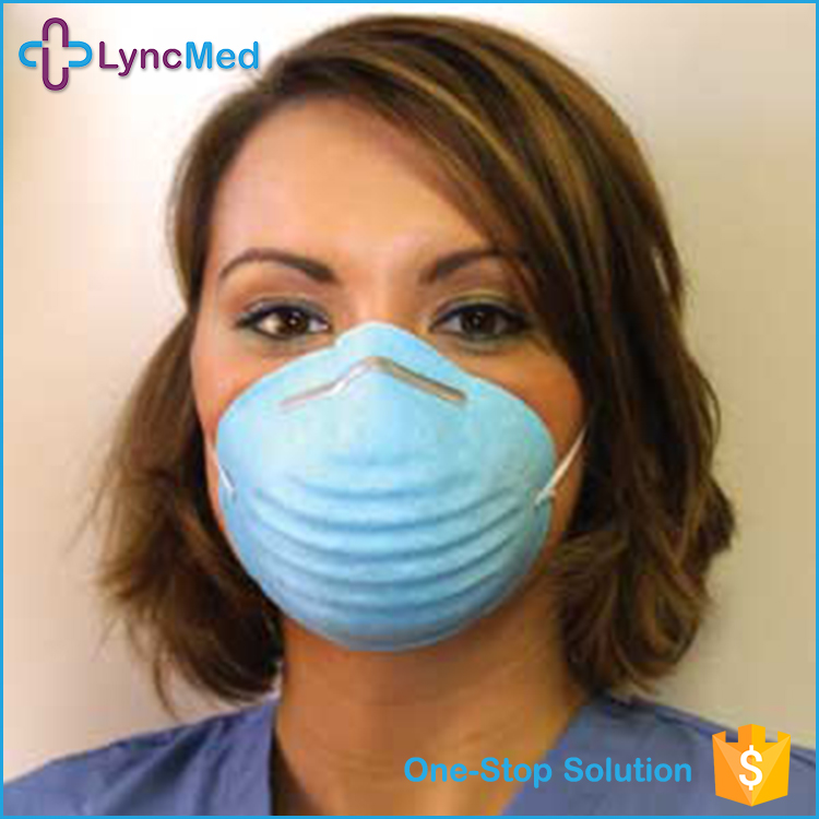 Disposable face mask 3 layer surgical mask dust 3ply face mask