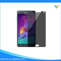 Factory direct supply shatterproof protective film phone for samsung note4