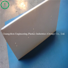 Custom size and shape plastic teflon board clear ptfe sheet