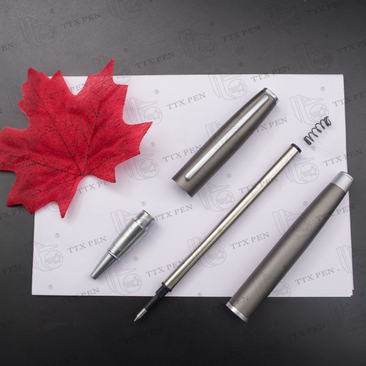 Promotional ball point pen heavy metal pen roller ball pen for gifts