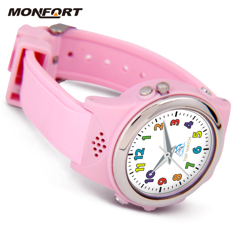 Factory wholesale Remote Monitoring GSM GPS Tracker Wrist kids Cell Phone watch
