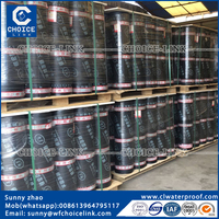 3mm 4mm app/sbs bitumen waterproof membrane
