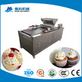 PLC control cake filling machine price