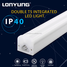 Integrated Fluorescent Replacement Hotel wide beam angle led linear lighting for indoor