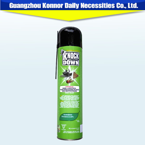 Konnor high quality moquito repellent spray oil based insecticide killer spray