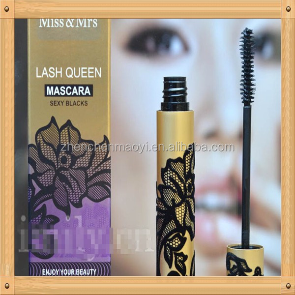 high quality Eyelash Growth Liquid and Eyelash Extension Serum with rose package