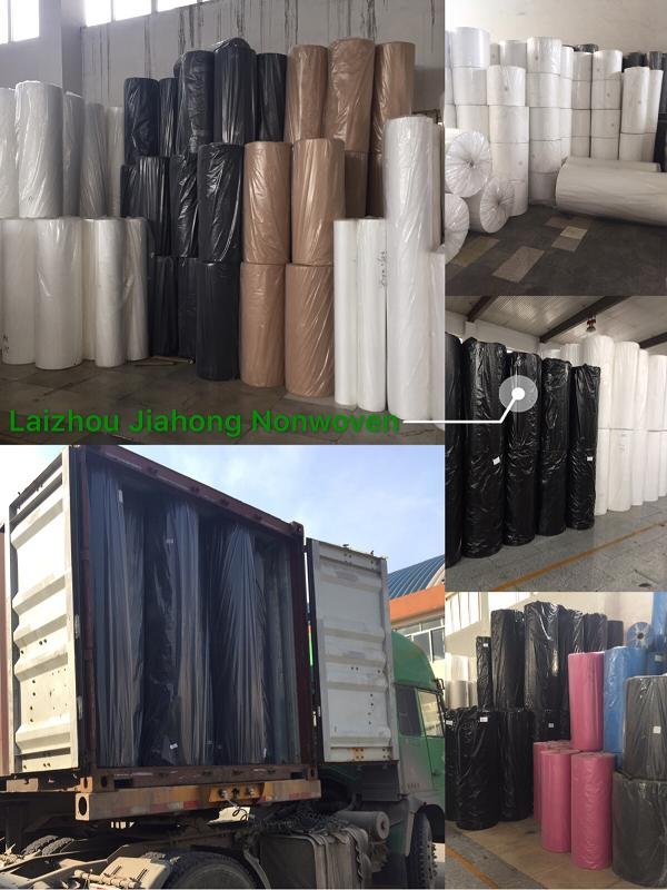 pp nonwoven fabric for weedmat landcover 140gsm hydrophilic