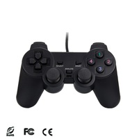 2017 factory wholesale classic pc usb game controller for PC USB