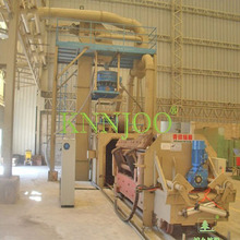 Custom-made Automotive Roll Texturing Shot Blasting Machine