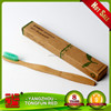 OEM wholesale natural eco bamboo charcoal toothbrush