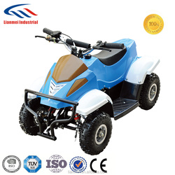 2018 NEW DESIGN ATV QUAD WITH 36V 250W BRUSHLESS MOTOR WITH CE
