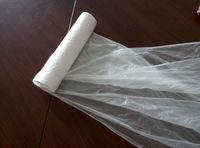 Clear Plastic Cover/plastic drop cloth/plastic drop sheet