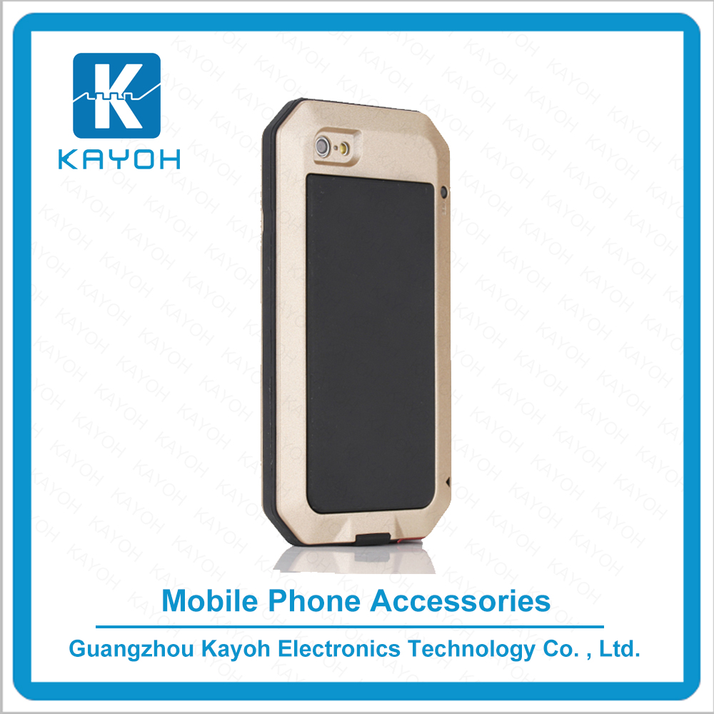 [kayoh]High quality TPU+PC material cell phone case for mobile phone accessories Armored Tank phone case for Iphone6