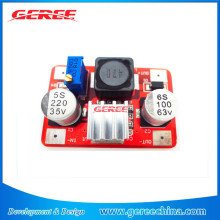 Geree DC DC adjustable Boost Converter 12V 24v to 48v 36v 24v Charger Module Power Supply 3.5-35V to 5-56V