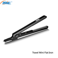 2017 best seller products in usa ceramic hair straightener with mini size