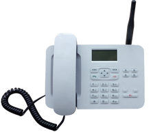 3G Fixed Wireless Desktop Phone with FM