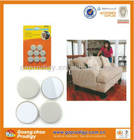 easy moving glide/ adhesive furniture glides/moving heavy furniture sliders
