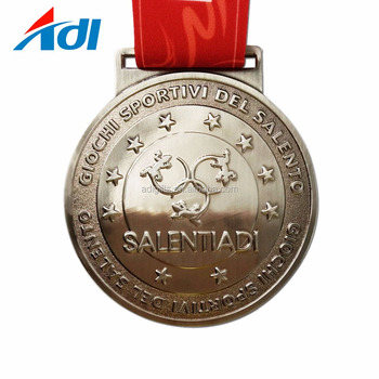 Top sell factory price custom souvenir personalized stamping metal medal