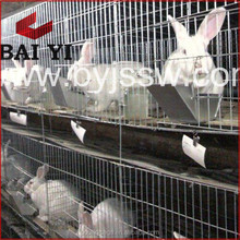 H Type Cheap Outdoor Metal Rabbit Cage For Sale