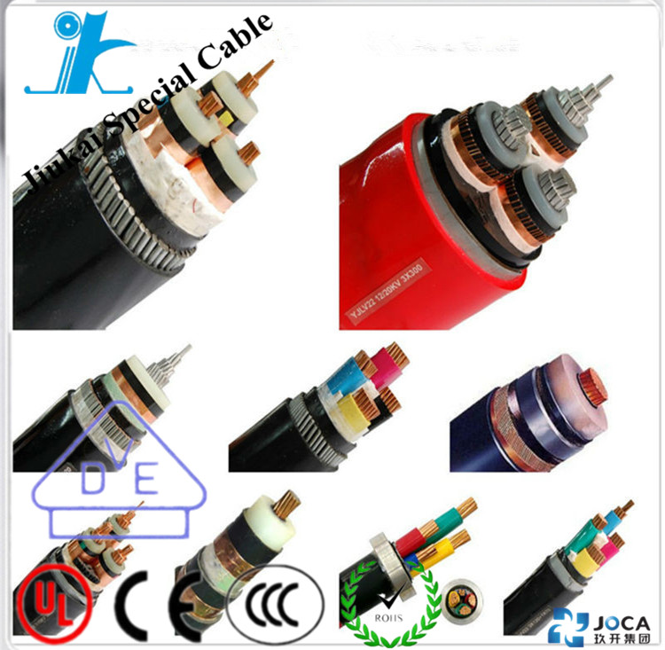 Free sample XLPE insulated concentric protective N2XCY cable 0.6/1 kV
