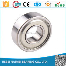 Cheap deep groove ball bearing 6002 used in Motorcycle made in bearing factory