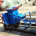 China manual red small clay brick making machine/cement brick making machine for cheap price
