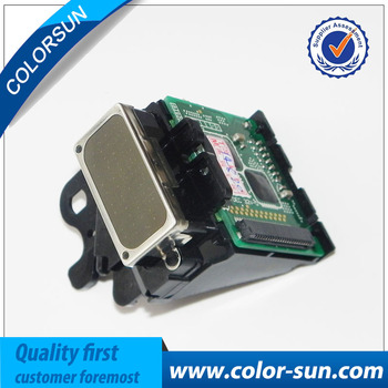 2017 print head for epson consumables f055090 dx2 printhead for epson