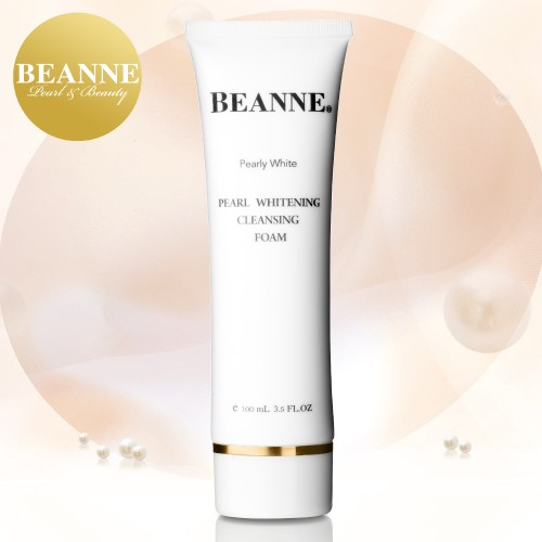4B612 Whitening Effect For All Skin Pearl Face Cleansing Cream