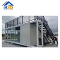 new modern flat pack container house luxury for sale