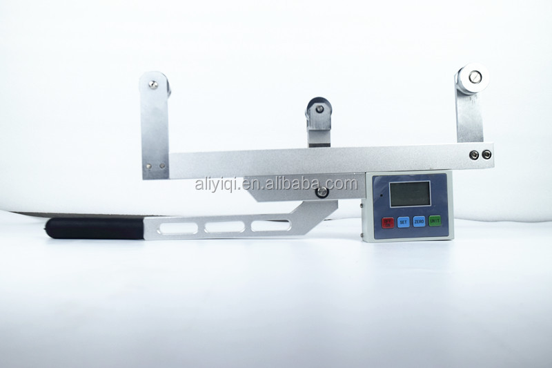 Digital 5000N 1100Lb Elevator Cable Tension Meter for guy wires