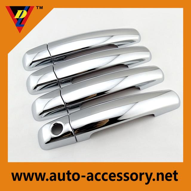 Suzuki swift sx4 plastic ABS chrome exterior accessories for car door handle cover parts