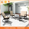 Modern Rattan Wicker Patio Garden Sofa
