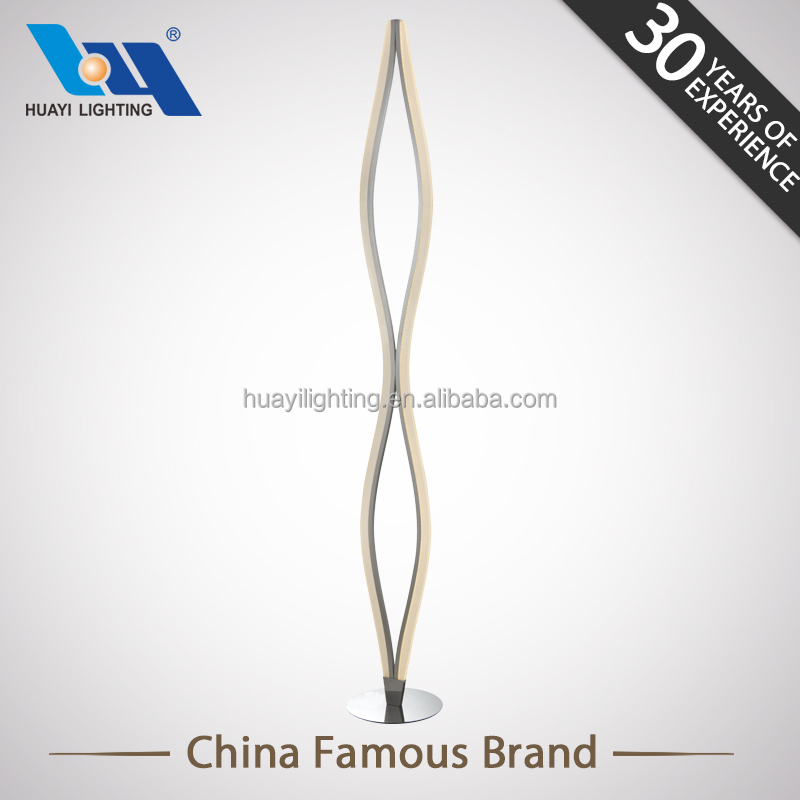 Modern design style pendant factory floor lamp