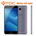 Original Global OS OTA Update Meizu M5 Note 16GB Grey Mobile Phone
