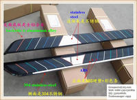 different style of running board