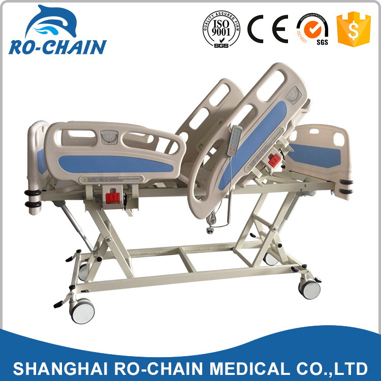 High lumen hot selling cheap electric hospital bed sizes
